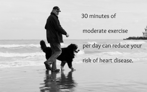 Just 30 Minutes of Exercise Can Reduce Your Risk of Heart Disease